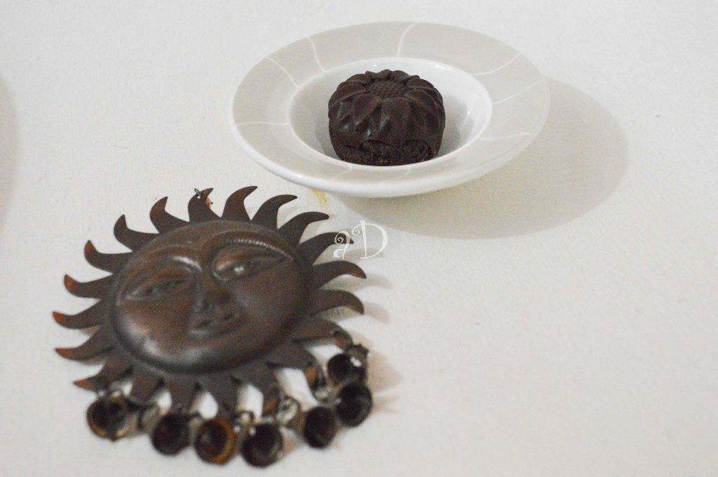 Chocolate Lava Mishti