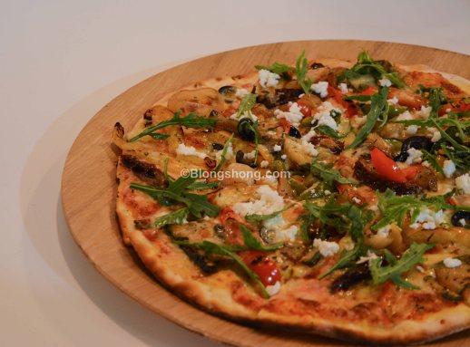 Gardeniere Pizza